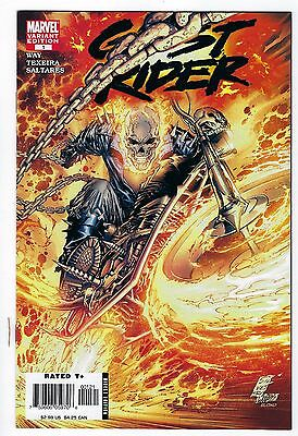 Ghost Rider # 1 1:15 Variant Cover NM Marvel (2006)