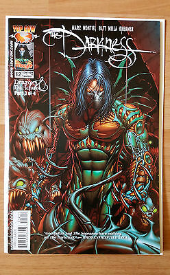 The Darkness Vol.2 #12 (2004) - Dale Keown Cover - Topcow / Image Comics Vfn/nm