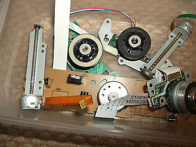 2Nd Lot Experimenters Small Motors