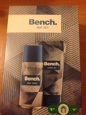 Bench Body Care Gift Set