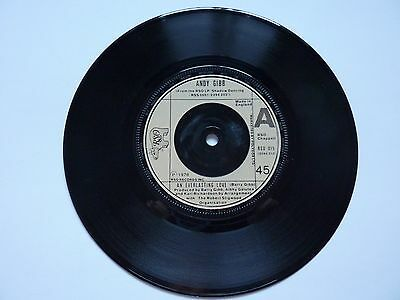 """Any Gibb An Everlasting Love 7"""" 1970's Single 45rpm Record"""