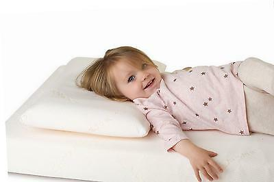 Clevamama Clevafoam Extra Support, Engineered Fabric Toddler Pillow