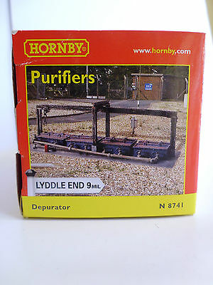 "Hornby Lyddle End N8741 ""Purifiers"".N Gauge"