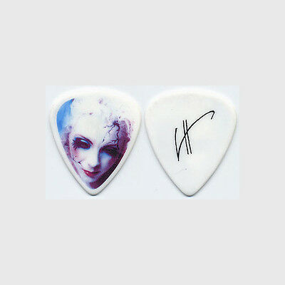 In This Moment Chris Howorth authentic 2007 tour Guitar Pick