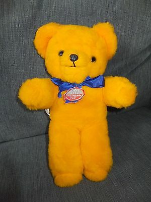 Vintage Chad Valley Co. Ltd. Bear with original tags.