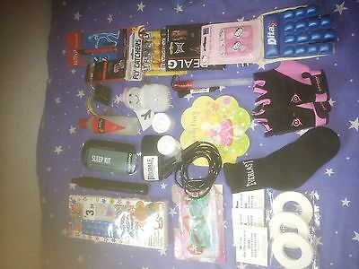 Mixed Joblot 1   All New    24 Items      Some Not Sealed      New  Condition
