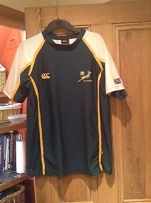 Canterbury South Africa Training Top Size M