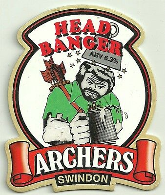Archers Brewery used pump clip as scan. (3)