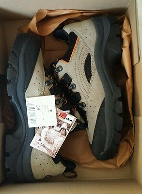 BNIB Gelert Performance Footwear Hiking Shoes/Boots, Putty & Black, Mixed Sizes!