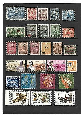 Collectors Clearout - Haiti - selection #879