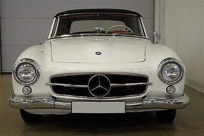 1962 Mercedes Benz 190SL (LHD) - NO RESERVE - Owned for 26 years!