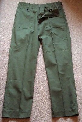 Army Clothing - Army Trousers Green