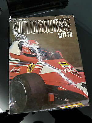 Autocourse 1977-78 Annual Review of International Motorsport - C55