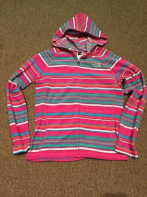 Girls North Face Fleece Top Age 10-12yrs