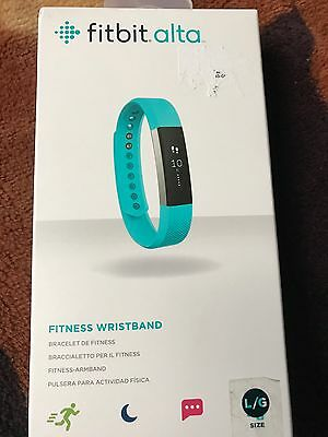 Fitbit Alta In Teal