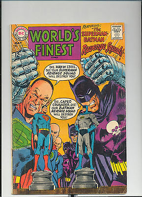 World's Finest Comics #175 (May 1968, DC),  [1.5 GD-]