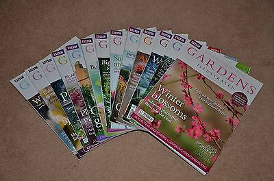 Gardens Illustrated Issues 146-158