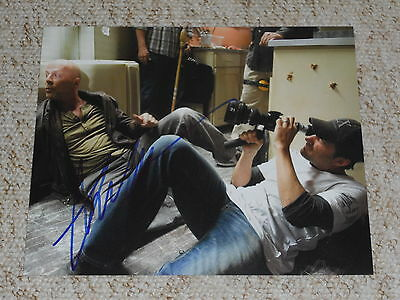 SALE! American Director of 'Die Hard 4.0' - Len Wiseman Signed 8x10 Colour Photo