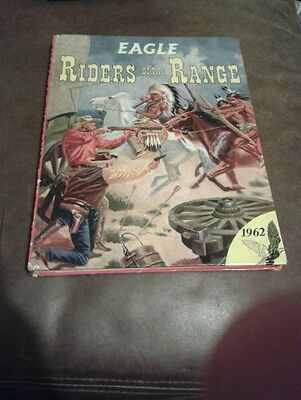 Eagle Riders Of The Range Annual 1962