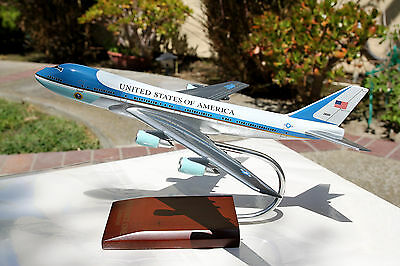 VC-25 Air Force One 747 Model - New in Box