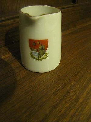 Crested Ware Lots listed ~Scarborough Crest~Jug