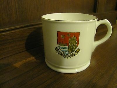 Crested Ware Lots listed Florentine China ~Scarborough Crest~Cup