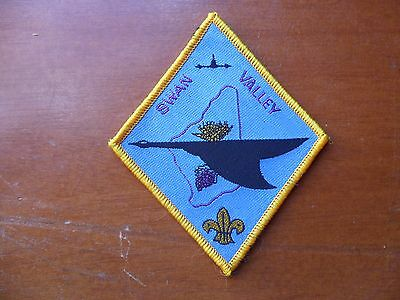 Swan Valley District Western Australia Scout Cloth Badge  ^