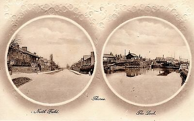 Postcard of Thorne, Northfield and the Lock
