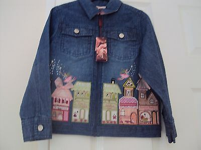 Girls Jacket age 4-6 years by Monsoon NWLA  Originally Cost  £34.00