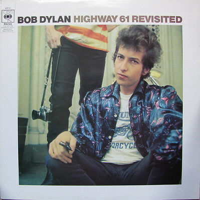 Bob Dylan, Highyway 61 Revisited - UK reissue - CBS – 62572- Ex/NM