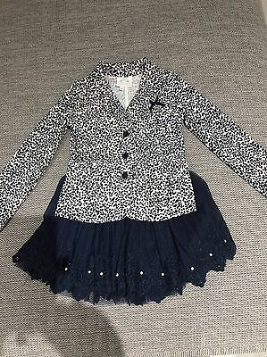 Le Chic Girls Outfit Age 4