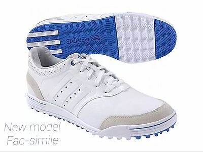 GOLF SHOES - Elegant SPIKELESS : Adidas adicross  - Size UK 12