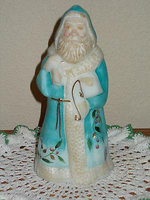 Fenton Old World Santa Limited Edition #  880 Out Of Only 1000 Made!!! *qvc*