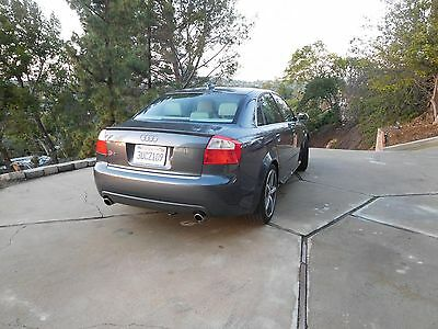 2004 Audi S4  2004 audi s4. 6 speed,1 lady owner, low miles. Babied since day 1.