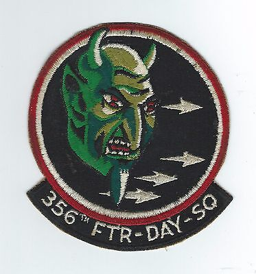 50s 356th FIGHTER DAY SQUADRON patch