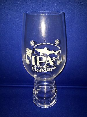 *NEW* Dogfish Head IPA's for the Holiday Glass Craft Beer Spiegelau
