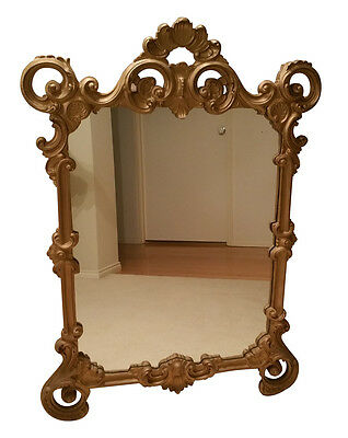 Antique Style Ornate Wall Mirror