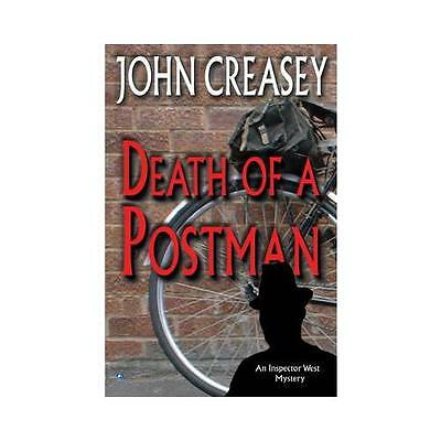Death of a Postman by John Creasey (Paperback, 2014)