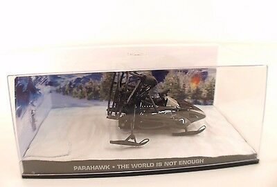 Fabbri James Bond Parahawk the world is not enough en boîte1/43