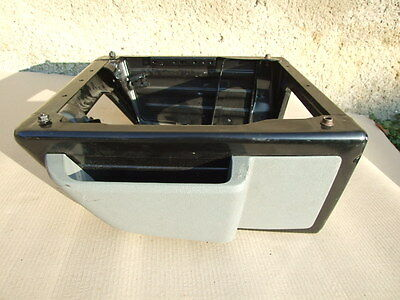 Passenger Console Seat Base VW T5 with pocket