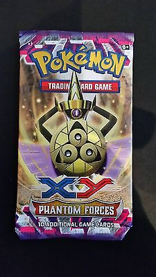 ☆XY Phantom Forces Booster Pack Out of Print Pokemon Cards TCG☆