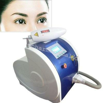 Profession Laser Tattoo Eyebrow lips outline Pigment Removal Beauty Machine New