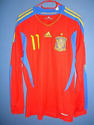original Spielertrikot Nationalteam Spain Spanien Espana Capdevila Formotion