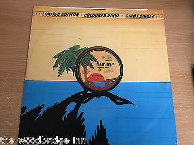 "Bombers Everybody Get Dancin / Music Fever Limited Edition Orange 12"" Single Ggh"