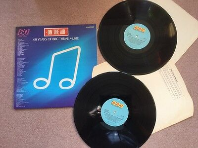 60 Years Of The Bbc Theme Music -  Double Lp