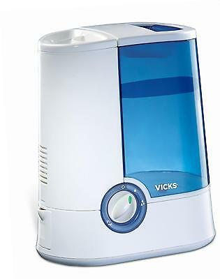 Vicks VH750 Warm Mist Humidifier Eliminates Sinus Congestion/Discomfort