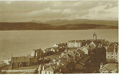 Gourock The Clyde Rp Publisher Judges 1920's