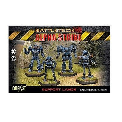 BattleTech Support Lance Pack - Brand new!