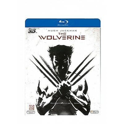 The Wolverine Blu-ray 3D & Blu-ray - Brand new!