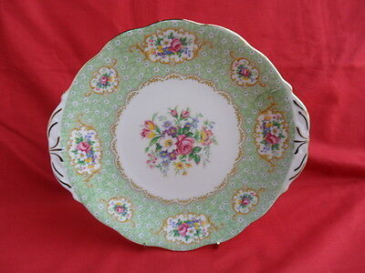 Queen Anne Gainsborough Cake Plate or Serving Plate